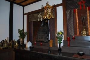 仏通禅師の仏像(国指定重要文化財)