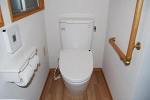 フルオートの水洗便器
