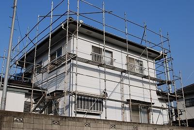 外壁・屋根の塗装塗替え