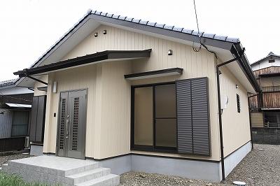 新築住宅の完成引渡し