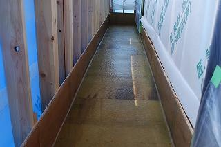 新築防水工事