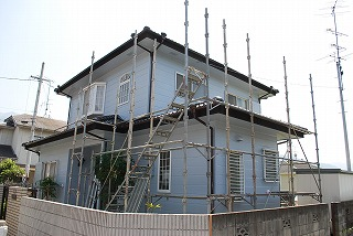 外壁・屋根の塗装塗り替え