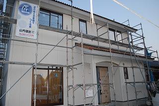 西条市:新築工事