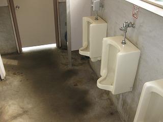 工場のトイレ改装