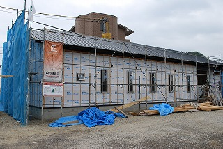 焼き肉店舗の新築店舗工事