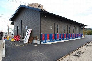 焼き肉店舗の新築