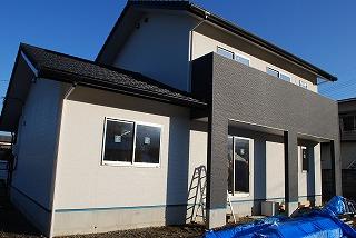 新築住宅の工事・工事用仮設足場の撤去