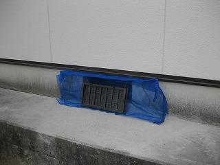 押入床の張替え