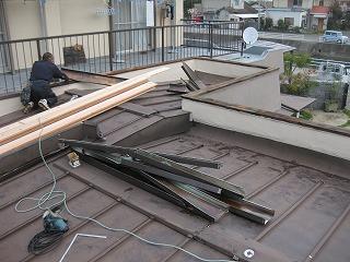 雨漏り修繕・修理
