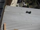 屋根スレート葺き替え