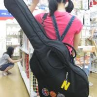 ギターケースをカスタマイズしました