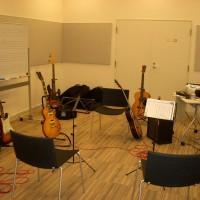 レッスン・スタジオです。