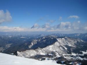 ハチ高原&ハチ北スキー場で新年のスノーボードssshpIMG_1906