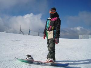 ハチ高原・ハチ北スキー場でスノーボードssshpIMG_1910