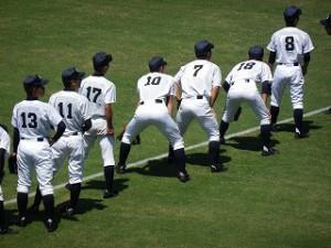 西条高校野球部