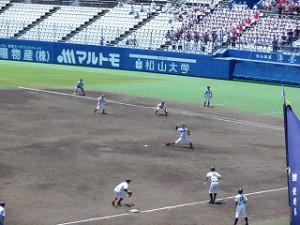 夏の高校野球県予選大会