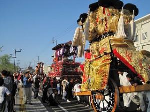 西条祭り:みこし