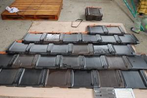 新築住宅の屋根工事