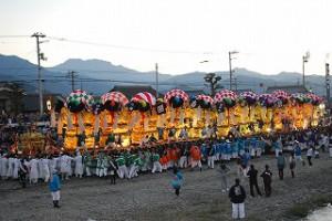 飯積神社祭礼