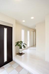 玄関ホール~廊下