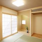 和室:床の間・仏間