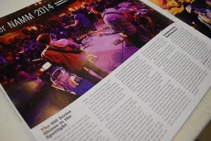 ギターの雑誌