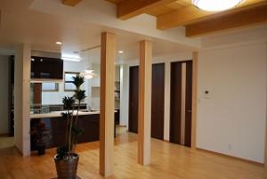 新築住宅の完成