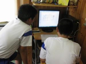 中学生の職場体験学習
