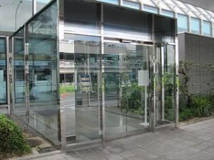 松山空港へ太鼓台派遣展示