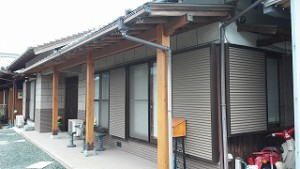 近年は外壁サイディングの洋風住宅が多い中