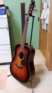アコステックギター