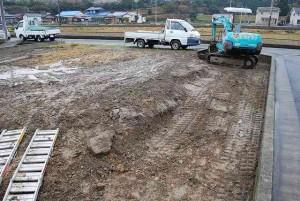 新築の敷地地盤調査