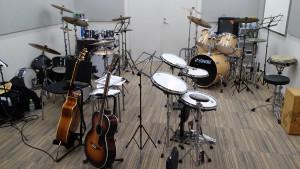 ギターレッスンスタジオ