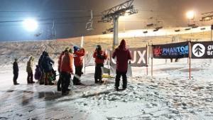 スノーボードテクニカル選手権