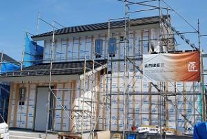 新築住宅の造作
