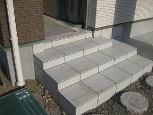 新築住宅の仕上げ段階