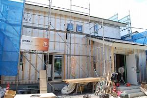 新築住宅の大工造作