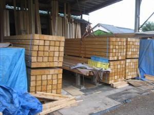 新築住宅の着工準備