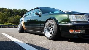 旧車クラウン:チューンアップ