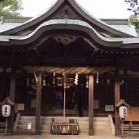 石岡神社で挙式