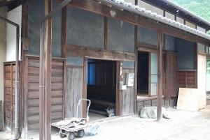 古民家の再生工事