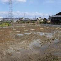 新築住宅の地盤改良工事