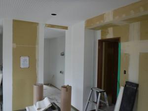 新築住宅の内装施工