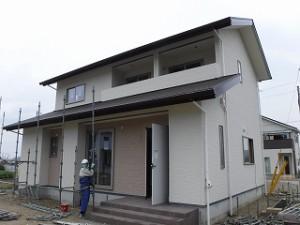 新築住宅完成仕上工事