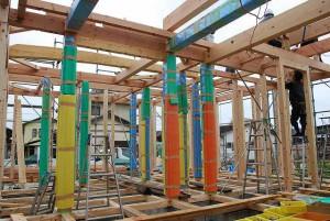新築木造平屋