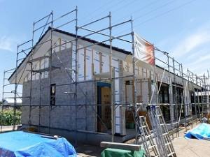 新築住宅の建築