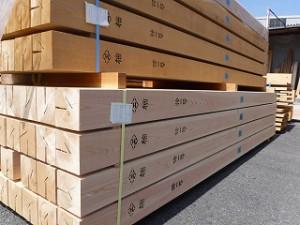 木材せり市場