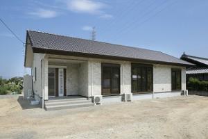 新築住宅完成内覧会