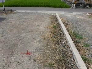 新築計画の敷地調査
