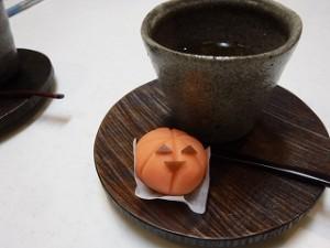 ハロウィン・和菓子